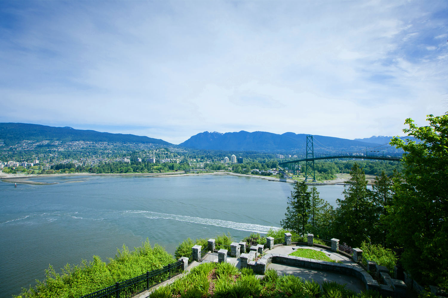 how to get to prospect point in stanley park